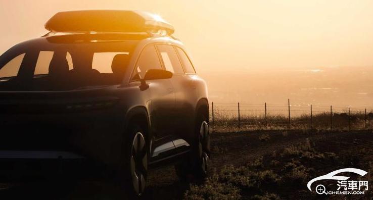 更高端 Lucid Motors发布全新SUV预告图