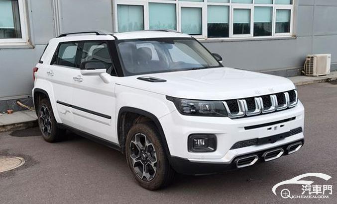北京越野BJ30新SUV 9月26日发布 预计10万起