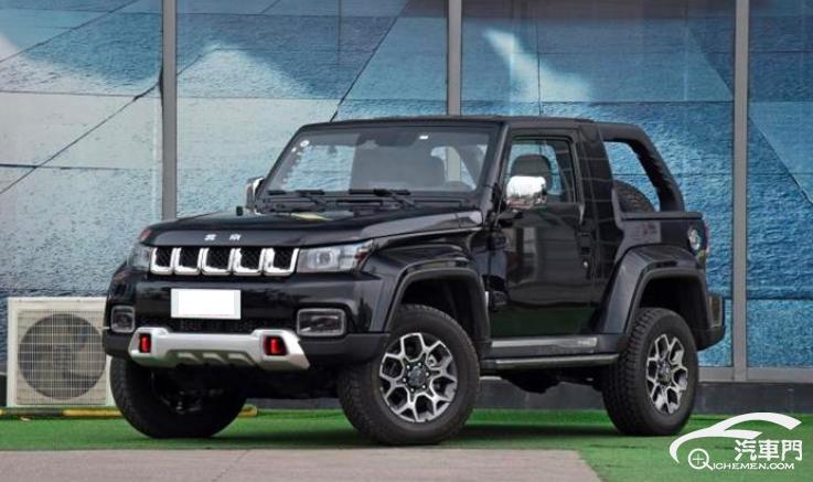 售16.99万元 新款北京F40皮卡正式上市