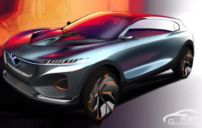 东风岚图首款量产概念车9月26日发布