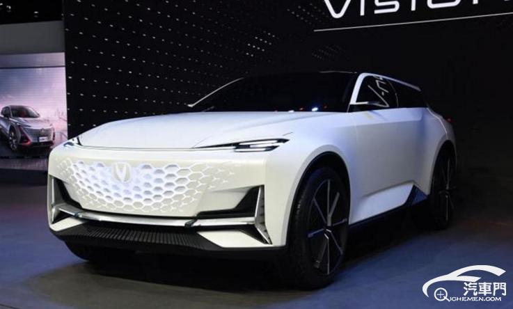广州车展首发 长安UNI序列将推新车型