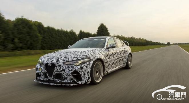 Giulia GTA限量版或在2021年下半年入华