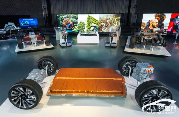 通用汽车与伟世通合作 开发Ultium无线电池管理系统
