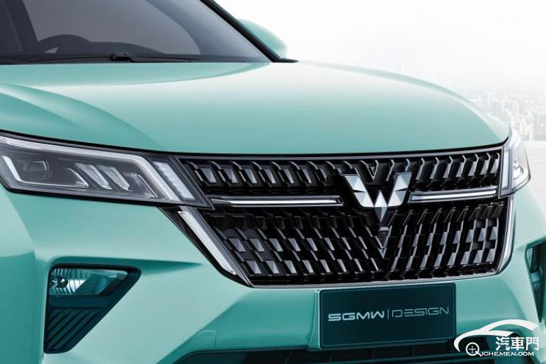 上海车展亮相 五菱银标首款SUV星辰官图