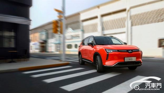 国内首款L4无人驾驶车型 威马W6正式发售
