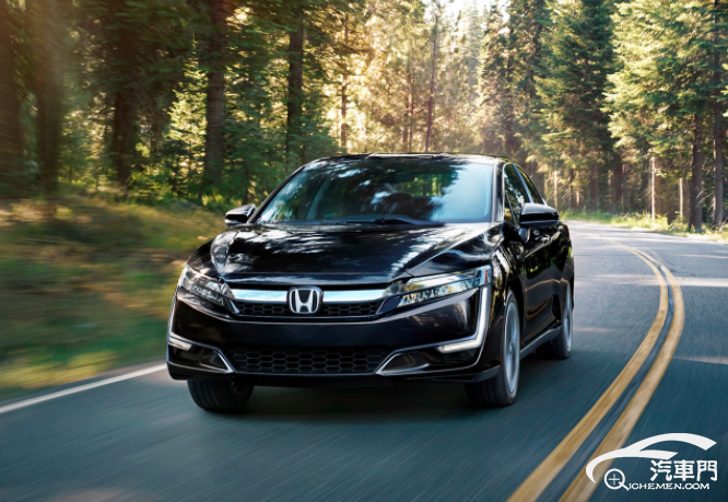 需求低迷 本田燃料电池车型Clarity停产
