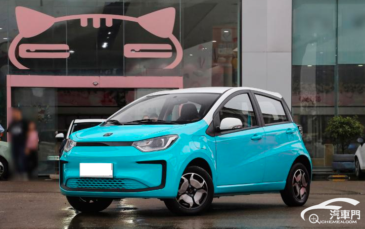 思皓E10X两款特别版车型于天津车展亮相